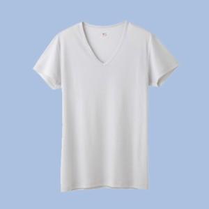 グンゼ【YG】吸汗速乾VネックTシャツ DRY  YV0115