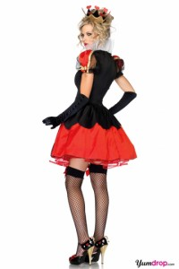 ハートの女王様コスプレ衣装 ハロウィン 衣装 大人 不思議な国のアリス お姫様ドレス ディズニーキャラクター