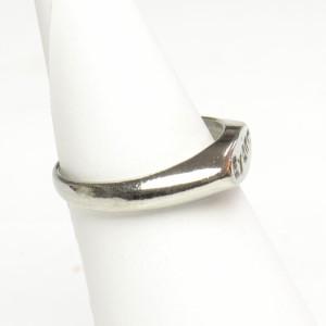 ayanr メッセージ リング 愛 レディース メンズ 指輪 アクセサリー f-er738