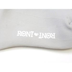 RONI ロニィ ロニー 子供服 17秋冬 ファーボンボン付きオーバーニーソックス r137492860-4155