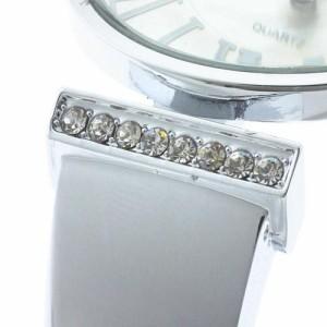 ファッションウォッチ シンプル・ビッグフェイス バングル腕時計 FW-978【時計/ギフト/贈り物/旅行/学校/会社/普段使い】