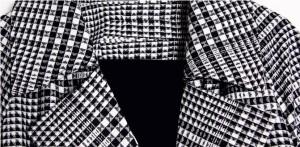 春 薄手 スプリング トレンチコート レディース エレガント リボンベルト付き ロング丈 グレンチェック ダブル ビッグコート 通勤 通学