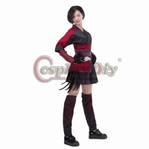 高品質 高級 コスプレ衣装 RWBY(ルビー)風 ヤン・シャオロン タイプ オーダーメイド RWBY Cosplay the mother of Yang Xiaolong Raven