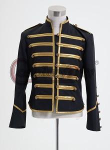 高品質 高級コスプレ衣装 マイ・ケミカル・ロマンス 風 オーダーメイド ジャケット My Chemical Romance Military Parade Jacket