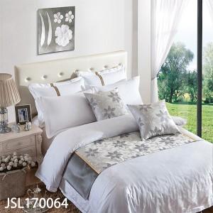 ベッドクッション ホテルクッション 50cm×50cm 海外直輸入高級ホテルベッドデザイナー海外五つ星ホテル bed-0409