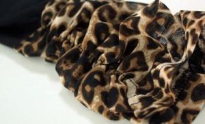 【メール便送料無料】レディース Tシャツ レース 3色入荷 長袖 無地 女性用 カットソー トップス 豹柄