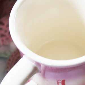 【キッチン雑貨】 翌日出荷 スマイルグラデーションカップ ピンク マリン雑貨 ナチュラル マグカップ コップ にこちゃん
