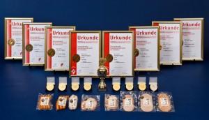 ドイツメダル受賞セット(MD505)