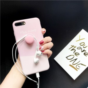 スマホカバー iPhone7/iPhone7Plus/iPhone6s/iPhone6 Plusケース個性清新マカロン柄スマホケースBr1001019