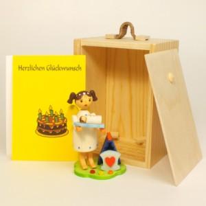 お祝い箱、男の赤ちゃん