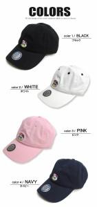DUCK DUDE 帽子 キャップ ダックデュード カーブキャップ アヒルフェイス刺繍がワンポイントのカジュアルなCAP CAP-035