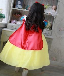 【楽天市場】ハロウィン コスチューム 子供 白雪姫  …