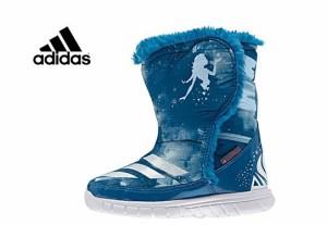 【在庫品】アディダス adidas BABY DISNEY フローズン ブーツ エルサ キッズ