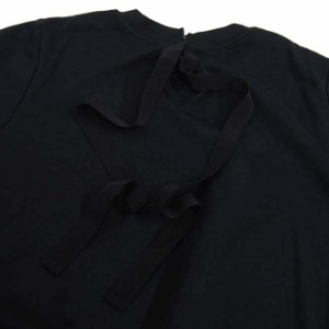 【セール 40%OFF!】MONCLER モンクレール レディースフリルチュニック 80719-00-8098C ブラック