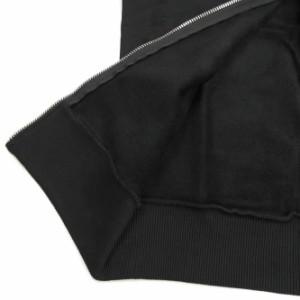 【セール 35%OFF!】DIESEL ディーゼル メンズトレーナー S-FZRA / 00SRF9 0PAKJ ブラック