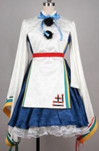 Gargamel 東方PROJECT 東方神霊廟 物部布都 コスプレ衣装w1760