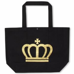 NEW♪大容量!通販限定★王冠ロゴトートバッグ/プレミアムLサイズ-雑貨 鞄 マザーズバッグ ベビードールBABYDOLL-8708