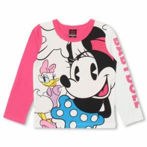アウトレットSALE50%OFF ディズニー BIGキャラロンT-ベビーサイズ キッズ ベビードール 子供服/DISNEY-8925K