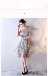 大人気パーティードレス 結婚式 ウエディングドレス セクシー ミディアム丈 パーティドレス  二次会 披露宴  花嫁 大きいサイズ