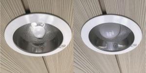 LED ダウンライト 100V 12W 電球色 住宅 店舗 事務所用 薄型 照明 室内用 天井 LED