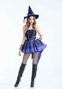 S〜3L 2setコスプレ 魔女コスチューム ハロウィン衣装 仮装パーティー 大きいサイズ有