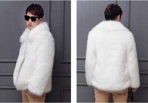 お洒落 毛皮コート 人気 上質 コート 上着 ジャケット ファーコートメンズ  ショートコート アウター おしゃれ アウター 暖かい 冬 防寒