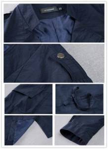 オーバー  ロングコート コート レディース  トレンチコート  ファッション  レジャー [送料無料]YA295