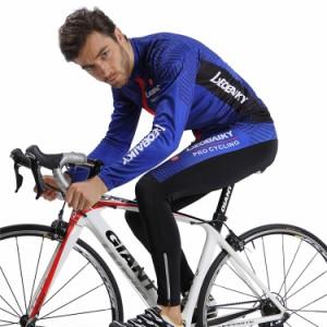 サイクルウェア サイクルジャージ 男性 上下セット サイクリング ウェア 自転車ウェア 長袖 ウエア  ウェア 春夏秋 吸汗速乾