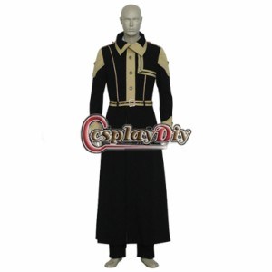 高品質 高級 コスプレ衣装 D.Gray-man 風 ディーグレイマン クロス・マリアン タイプ 2