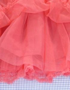 エイチアンドエム H&M  スカート チュール 130cm 美品 ピンク系 女の子 キッズ 子供服 130G70851