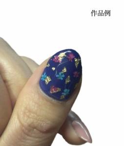 ドライフラワー 素材 ネイル セット 押し花 レジンアート ケース入り (12色×各10枚)