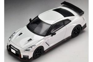 1/64 トミカリミテッドヴィンテージ 【LV-153a 日産GT-R nismo 2017モデル (白)】トミーテック/TOMYTEC