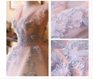 パーディードレス ミニドレス  レースドレス 花柄ドレス  二次会 披露宴 エレガントドレス お呼ばれ 大きいサイズ  結婚式
