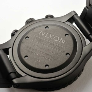 ニクソン NIXON 腕時計 48-20 A4862052 ホワイト&ブラック 並行輸入品 【送料無料】