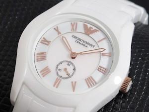 エンポリオ アルマーニ EMPORIO ARMANI CERAMICA 腕時計 AR1418 並行輸入品 送料無料
