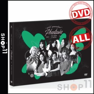 【DVD】【ALL】Girls Generation 4th Tour [Phantasia] in Seoul 少女時代 ファンタジア イン ソウル