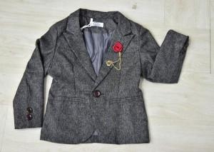 男の子 フォーマルスーツ 上下3点セットアップ ジャケット+パンツ+ベスト キッズ 子供 発表会  結婚式  卒園式  入学式 スーツ