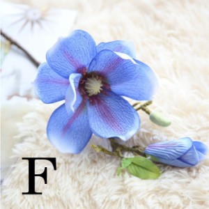 【送料無料】ブーケ ウエディングブーケ 造花  ガーデニング風 インテリア 飾り お祝い フラワー 綺麗 結婚式 花嫁 披露宴