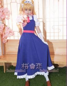 コスプレ衣装 小林さんちのメイドラゴン 風 トール 風コスチューム ハロウィン 文化祭 コミケ イベントiw294