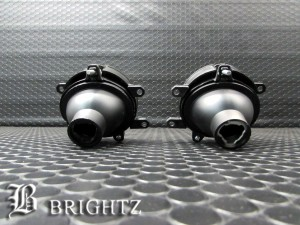 BRIGHTZ レクサス GS300h AWL10 ブラックプロジェクターフォグライト 【 FOG−H−064 】