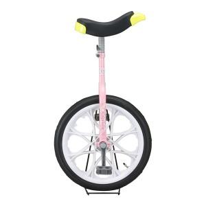 Raychell 一輪車 1H-16R【ピンク】品番1172(10158) 【送料無料】