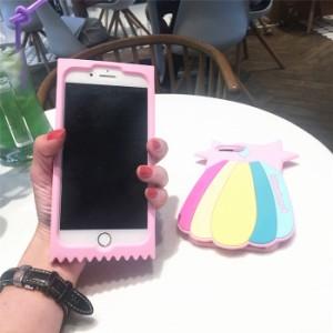 iPhone7/7Plus iPhone6 Plus/6S Plus iPhone6/6S立体的なシリコンケース/保護カバー/ スマートフォンカバー/携帯ケース/【F963|G008】