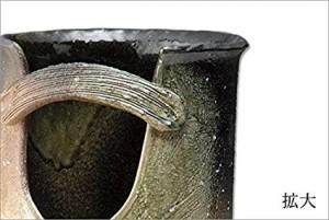 傘立て 火色手桶 G5-6703 高さ44.5cm かさたて 陶器傘立て やきもの傘立て 信楽焼傘立て しがらき おしゃれ