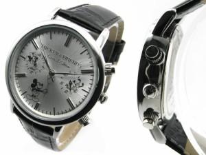 即納可 ディズニー 腕時計 ミッキーマウス&フレンズ MK1277A 500本限定モデル