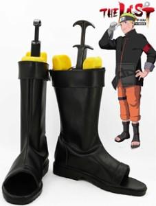 コスプレ靴 NARUTO -ナルト コスプレブーツ オーダーサイズ製作可能m2421