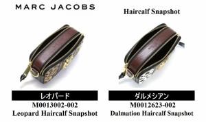 【送料無料】マークジェイコブス MARC JACOBS Black Multi ヘアカーフ スナップショット スナップショット ショルダーバッグ