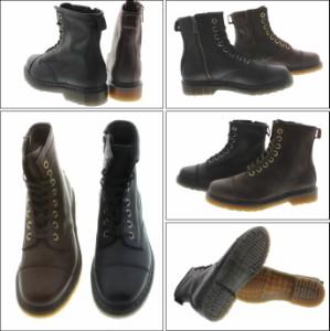 20%OFF ドクターマーチン Dr.Martens メース MACE ブラック(21805001) ダークブラウン(21455201) ブーツ