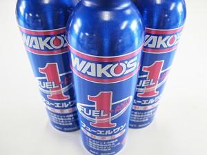 お得な3本セット★WAKO'S ワコーズ【F-1】 フューエルワン 300ml×3本★清浄系燃料添加剤
