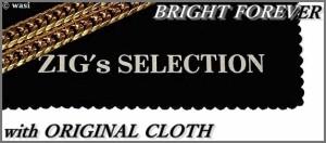 [ZIG's]◆際立つGOLD色,魅せるダブル喜平×高品質ステンレス/SEXY〜6面カット/長さ[45〜80cm]/幅[6mm]/永遠の輝/高級感◆necsu60