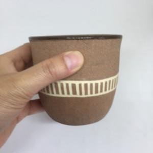 沖縄のやちむん【やちむんむっしゅ】フリーカップ